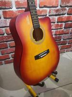 Used Brand New Guitar- Orange in Dubai, UAE