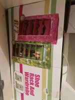 Used Shoe rack new unopened in Dubai, UAE