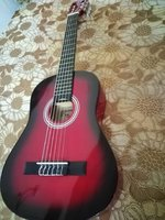 Used Maroon Guitar in Dubai, UAE