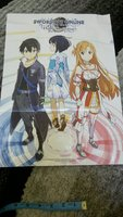 Used Sword Art Online Poster in Dubai, UAE