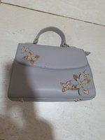 Used Women Hand Bag ( Silver Color ) in Dubai, UAE