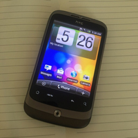 Used HTC Wildfire Android 2.2.1 phone  in Dubai, UAE