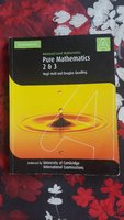 Used Pure Mathematics 2 & 3 Advanced Level in Dubai, UAE