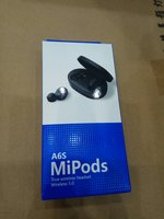 Mi airpods with case mipods black