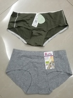 Used Olive and grey panties size M in Dubai, UAE