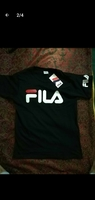 Used FILA shirt Brand new size, M, L in Dubai, UAE