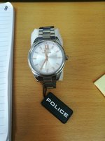 Brand New Police Watch With Box And Warr
