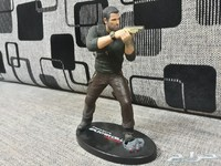 Used Sam Fisher figure from splinter cell in Dubai, UAE