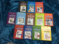 Used Wimpy Kids Collection  in Dubai, UAE