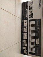 Used Yamaha psr-f51 keyboard in Dubai, UAE