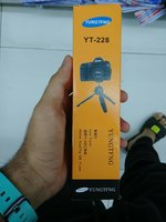 Yunteng Mini Tripod + Mount Adapter New