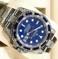 Used Rolex watch with ring. in Dubai, UAE
