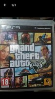 Used Gta 5 ps3 in Dubai, UAE