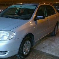 Used Toyota Corolla 2004 For Sale  in Dubai, UAE