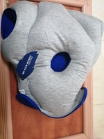 Used Ostrich Pillow ORIGINAL Travel Pillow. in Dubai, UAE