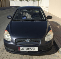 Urgent Sale : Hyundai Accent Grey Nov 2008 Mileage : 96500. Very Good Condition. . Reason For Selling Is Leaving The Country