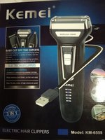 Used Kemei 3 in 1 hair clipper in Dubai, UAE