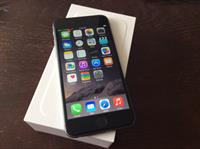 Used I Phone 6 128 GB Used Rarely With Full Pack & Accessories. Urgent Sale . Price Slightly Negotiable  in Dubai, UAE