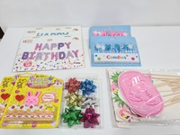 Used Birthday candles and accessories in Dubai, UAE