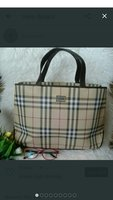 Used Authentic Burberry Tote Big Bag in Dubai, UAE