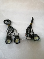 Used Bicycle lights 4 pcs in Dubai, UAE