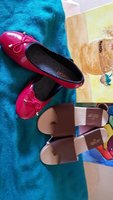 Used Ladies shoes and slipper size 39 in Dubai, UAE