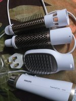 Used Philip hair dryer with all accessories in Dubai, UAE