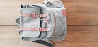Used Brandnew Vintage Backpack-Unwanted Gift in Dubai, UAE