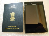 Used Clean LG Optimus Vu Passport Size Mobile in Dubai, UAE