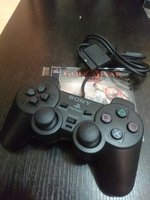 Used PlayStation 2 Controller Black in Dubai, UAE