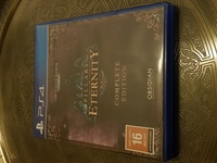 Used PILLARS OF ETERNITY PS4 RPG GAME🎮 in Dubai, UAE