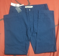 Used Lacoste encrier dyed pants. US34 in Dubai, UAE