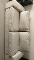Used IKEA Couch - creme - used in Dubai, UAE