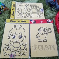 Used Sand colouring sheets in Dubai, UAE