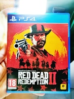 Used PS 4 RED DEAD REDEMPTION 2 - Game New in Dubai, UAE