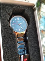 Used ️ Original CURREN Watch○BOX✔ Warranty✔ in Dubai, UAE
