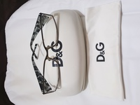 Authentic D&G frame glass for Women