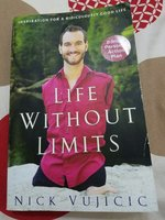 Used Life without limits - Nick Vujicic book in Dubai, UAE