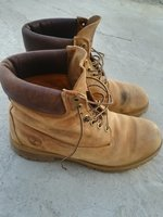 Used Timberland Shoes size 44 used few times in Dubai, UAE