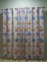 Used Disney princess blackout curtain in Dubai, UAE