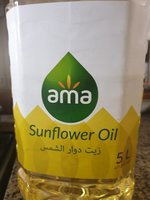 Used AMA sunflower cooking Oil 5 L in Dubai, UAE