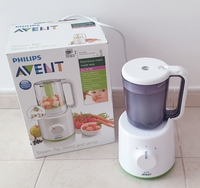 Used Philips avent baby food steamer blender in Dubai, UAE