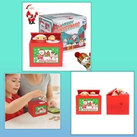 Used Cute santa coins stealer for kids saving in Dubai, UAE