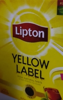 Used LIPTON YELLOW LABEL 2 PIECES 400GM in Dubai, UAE