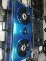 Used Generaltec gas stove three burner in Dubai, UAE
