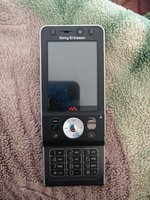 Used Sony ericsson w910i mobile in Dubai, UAE