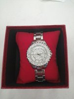 Used Silver Watch NEW in Dubai, UAE