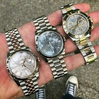 Used Fairly used Rolex day to date in Dubai, UAE