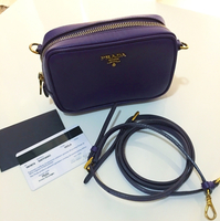 Used Authentic Prada Crossbody Bag in Dubai, UAE