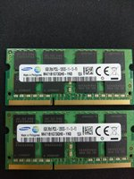 Used 2 x Samsung DDR3 RAM in Dubai, UAE